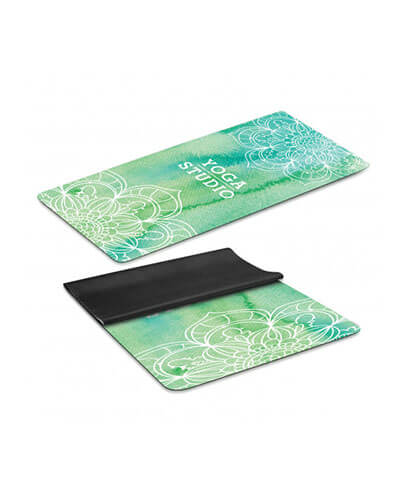 116474 Mantra Yoga Mat - Branded Example