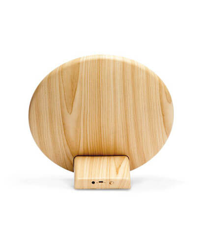 POLDBS Lounge Disc Bluetooth Speaker - Back View