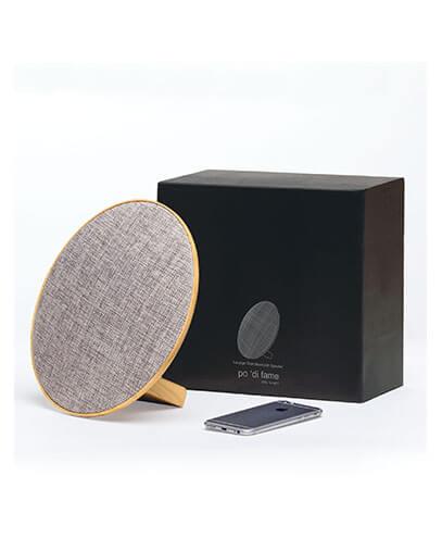 POLDBS Lounge Disc Bluetooth Speaker - Gift Box