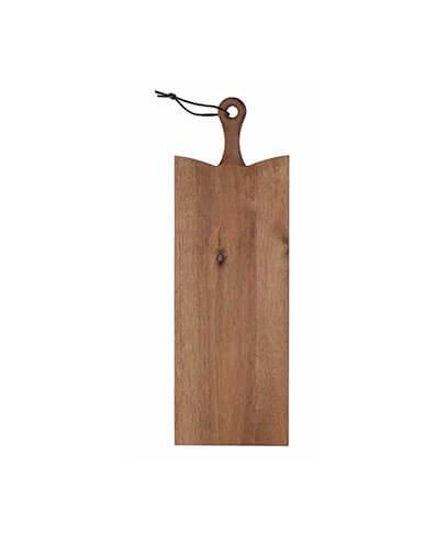POBS Acacia Serving Board - Upright